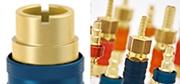 Immagine per la categoria Attacchi per Gas Femmina e Maschio