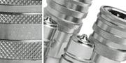 Immagine per la categoria Gamma Nord Europa 526 - Attacchi valvola a fungo alte prestazioni Acciaio Inox